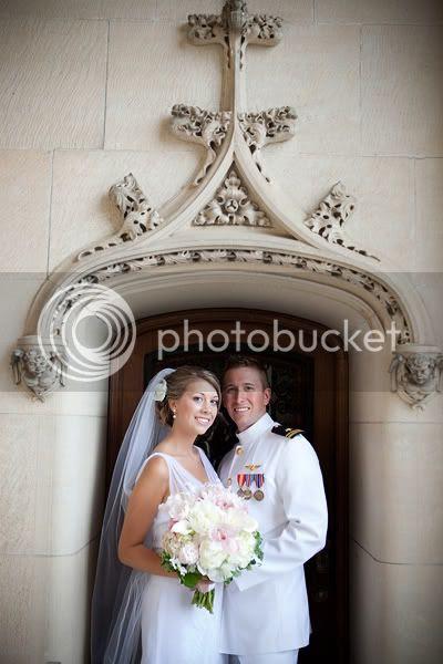 biltmore estate wedding portrait