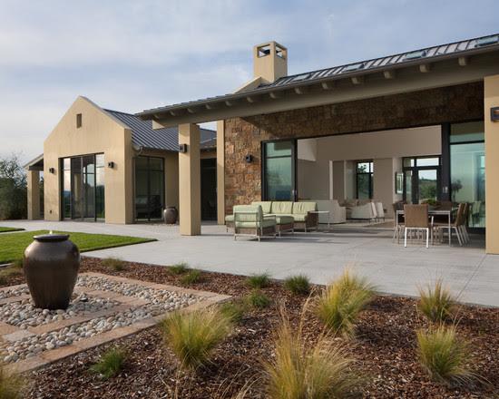 Contemporary Hillside Home (Santa Barbara)