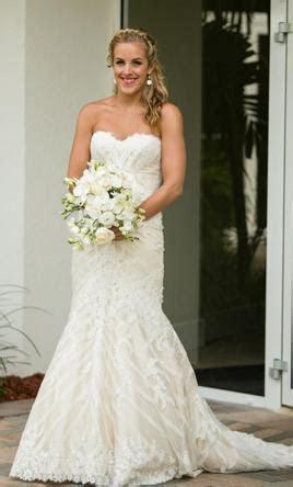 Matthew Christopher Sofia, $1,800 Size: 8   Used Wedding