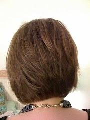 30+ Layered Bob Haircut Back View, Amazing Inspiration!