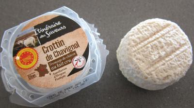 Image : <b>Crottin de Chavignol</b> - <b>Chavignol</b> fermier