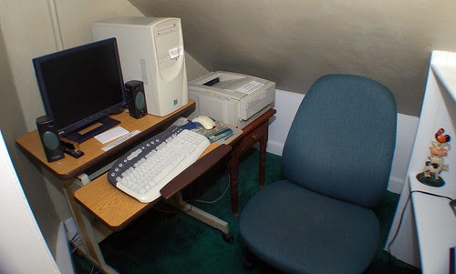 Computer Room for Guest Use