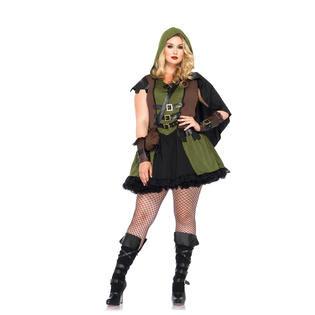 Leg Avenue Plus-Size 3 Piece Darling Robin Hood Costume