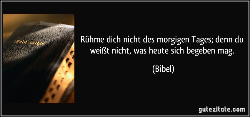 Zitat Des Tages Bibel Tolle Sprüche Leben