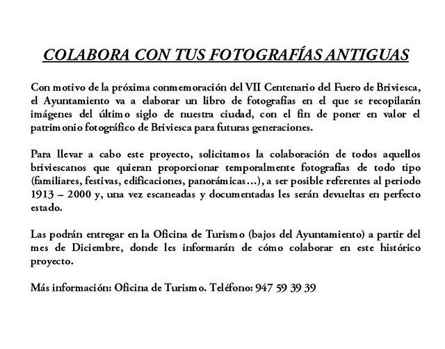 CARTEL LIBRO DE FOTOGRAFIAS 2