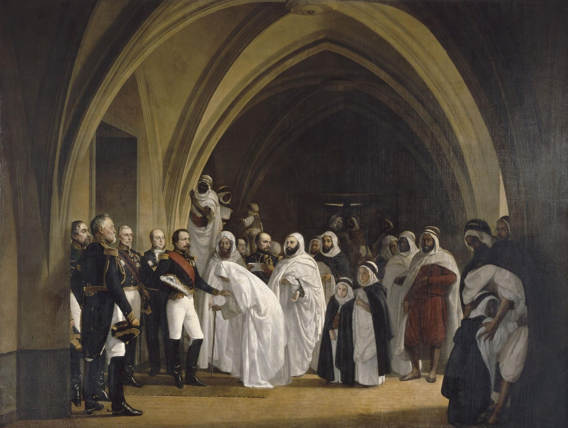 File:Abd-EL-Kader-And-Napoleon-III.jpg