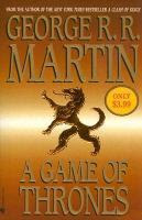 A Game of Thrones (A Song of Ice and Fire, #1)
