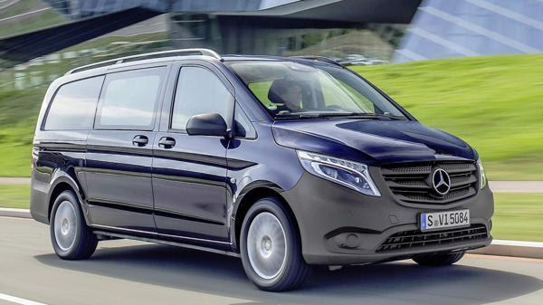 El modelo elegido tiene espacio suficiente para que ocho pasajeros viajen de modo confortable