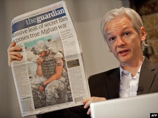 Head of wikileaks