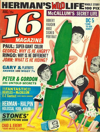 16 Magazine: Aug