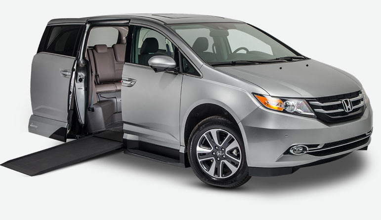 Honda Odyssey Wheelchair Handicap Vans For Sale Vmi