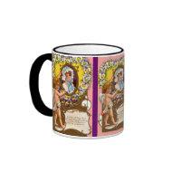 Cupid Vintage Valentine's Mug
