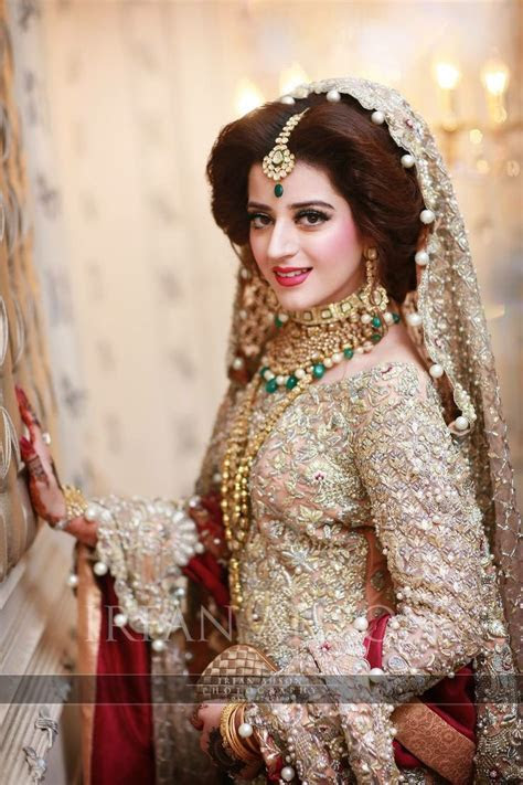 Pin by Najam M on Pakistan weddings   Wedding dresses
