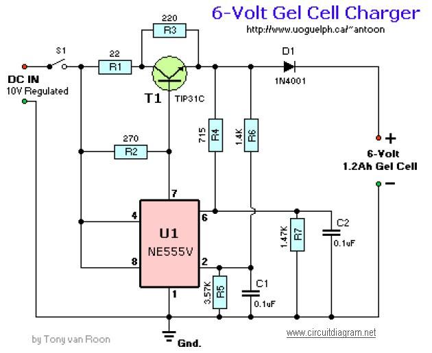 6v battery charger circuit diagram circuit diagram images. Black Bedroom Furniture Sets. Home Design Ideas