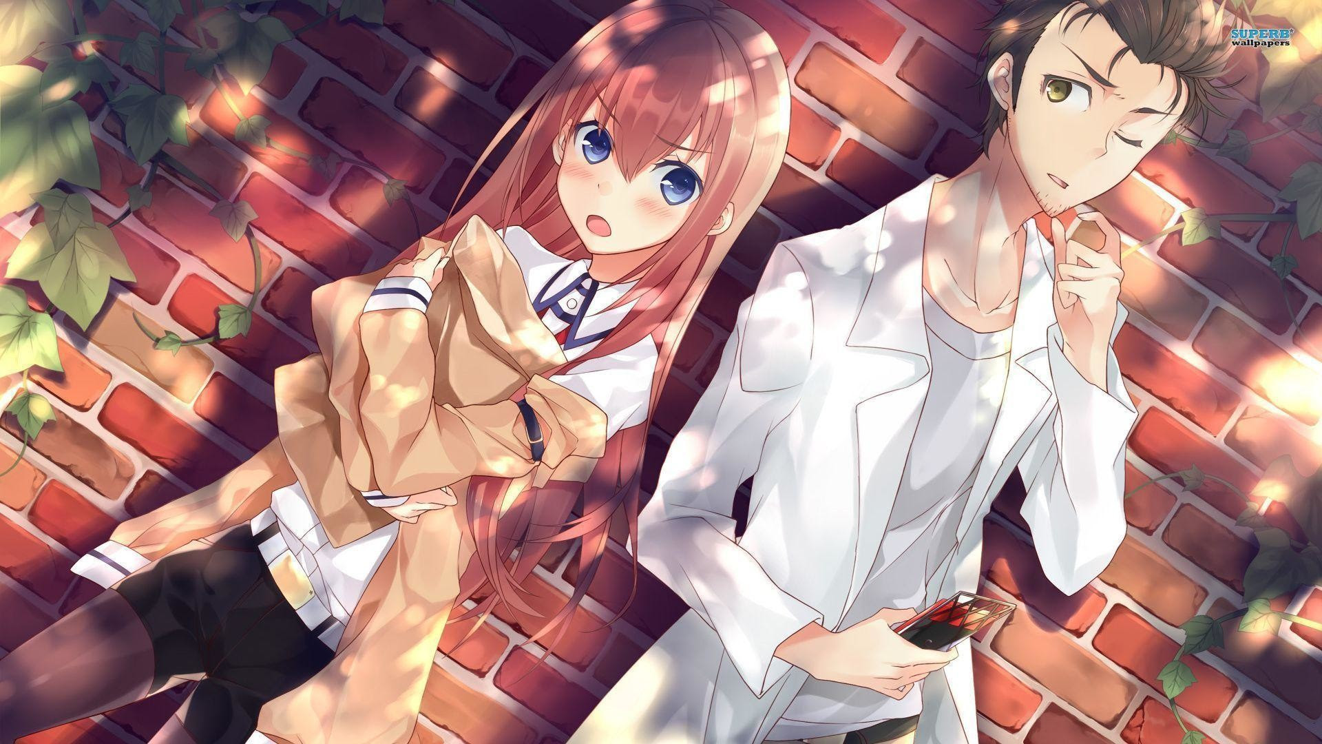 16 Cute Anime Couple Wallpaper For Iphone Sachi Wallpaper