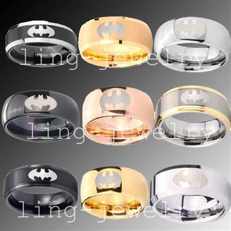 Best 25  Batman wedding rings ideas on Pinterest   Batman