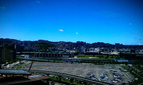 Skyline - 20120704 by 我是歐嚕嚕 (I'm Olulu...)