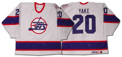 Winnipeg Jets 95-96 jersey