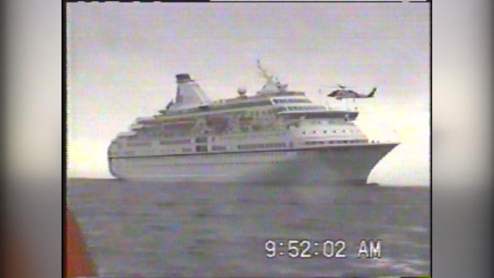 When The Cruise Ship Ran Aground Wjar