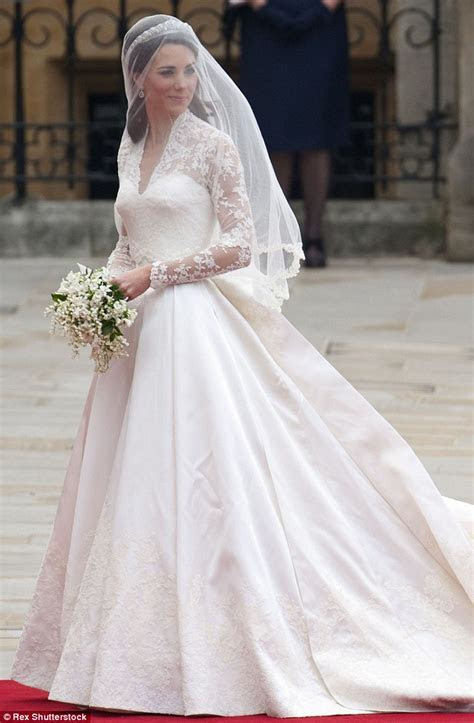 Most iconic wedding dresses including Kate Middleton's