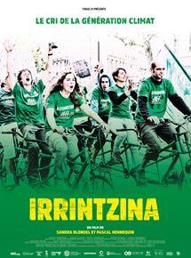 Bande-annonce Irrintzina, le cri de la génération climat