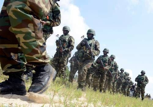 Scores Of Boko Haram Terrorists Killed As Military, Insurgents Clash In Maiduguri #Arewapublisize