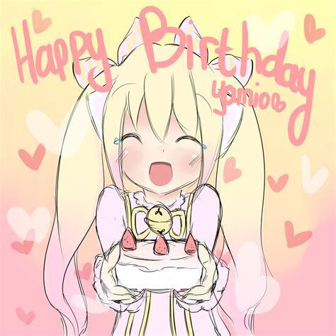 happy birthday yamio   bzsarahhime  deviantart