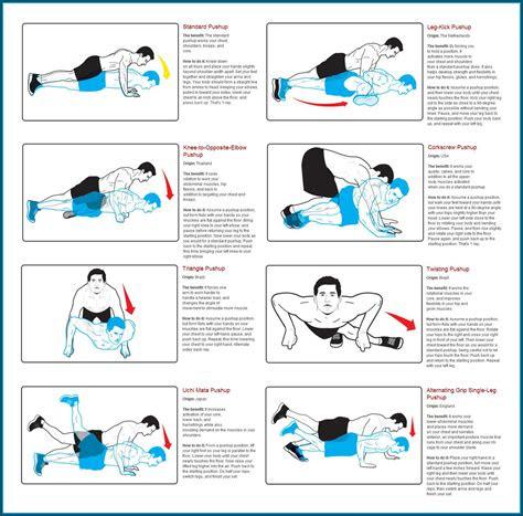 pushup variations bodyweightfitness
