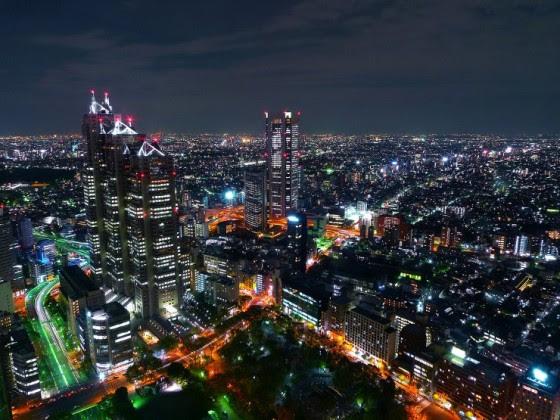 世界の夜景 昼とはまた違った顔を見せる夜の世界の都市 モッシュトラベル