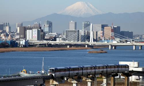 Monotrilho de Tóquio Haneda