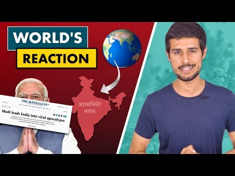 World Helps India | COVID Latest Updates | International Response | By Dhruv Rathee