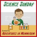 Science Sunday button