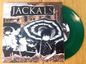 "Image of Grazes / Jackals split 7""  (Purple/Green Vinyl)"