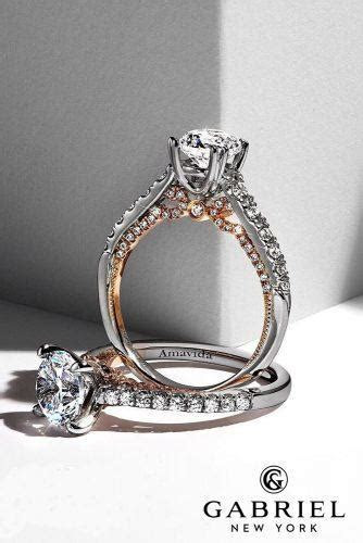 24 Gabriel & Co Engagement Rings Extraordinaire   Wedding