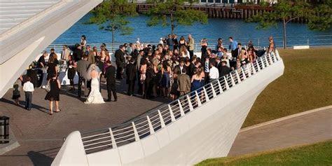 Milwaukee Art Museum Weddings   Get Prices for Wedding