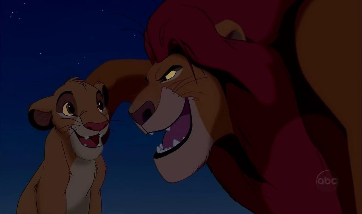 Favourite Mufasa Quote The Lion King Fanpop