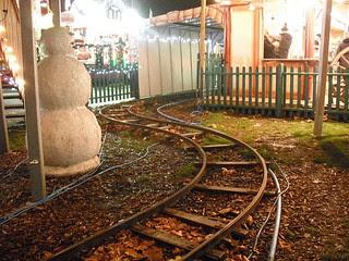 Santa Express track