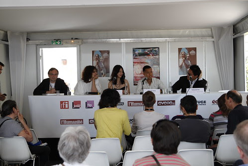 The Tiger Factory press conference