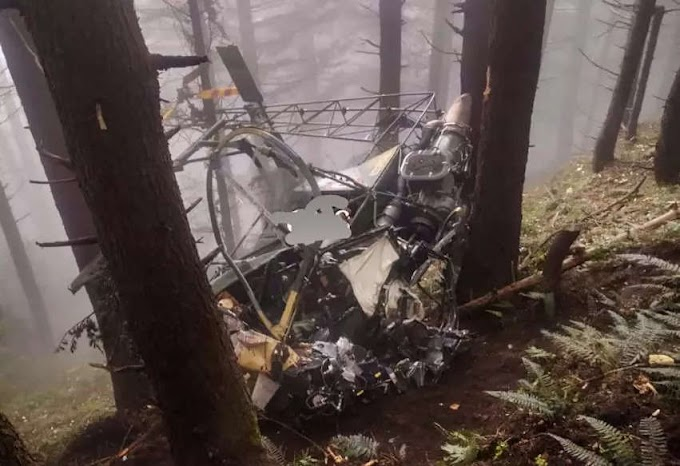 Cheetah crash kills two more as military awaits chopper replacements