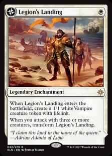 Legion's Landing