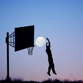Slam Dunk by Adrian Limani on 500px.com