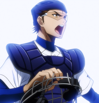 Diamond No Ace Miyuki Kazuya