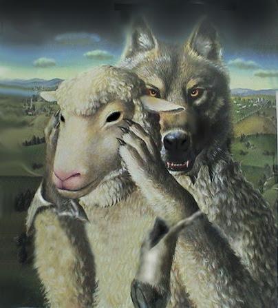 lobo piel cordero,reconocer falsos profetas,reconocer falso profeta,falsos cristos,falso cristo,reconocer pastor mentiroso