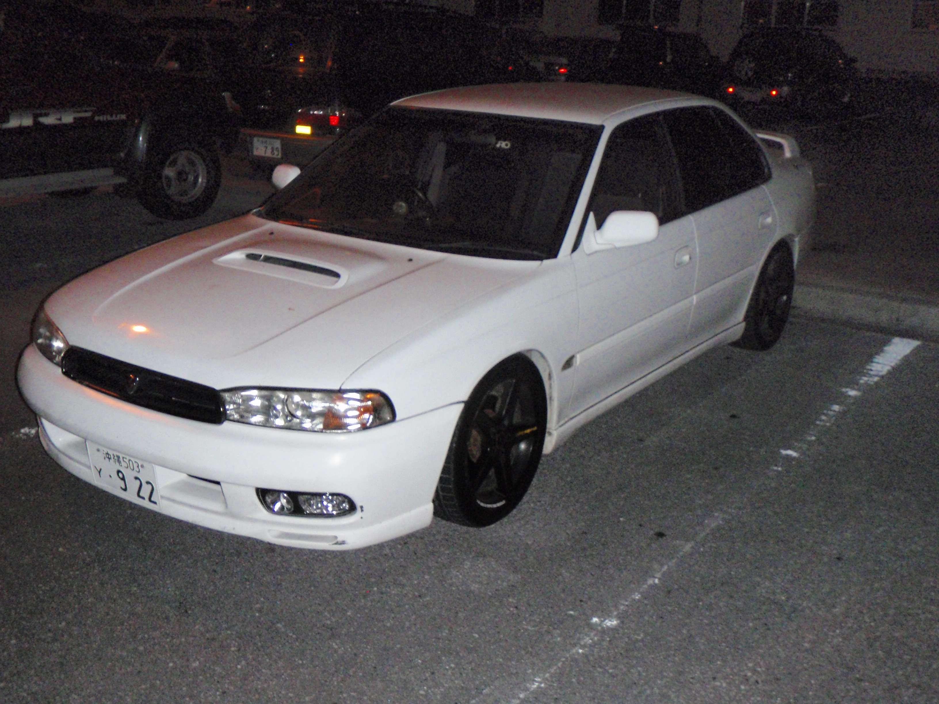 Dans Long Awaited Swap Story Subaru Impreza Gc8 Rs Forum Community Rs25 Com