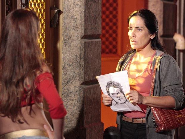 Norma descobre que Armando é Léo