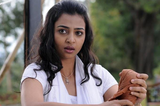 Actress Radhika Apte Kabali Movie HD Photos