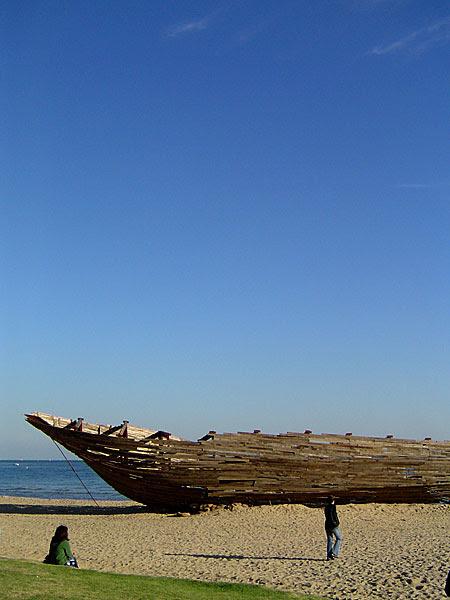 photo - st kilda beach