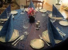 dinnertable :: middagsbord