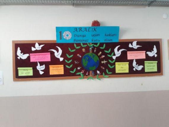 Insan Hakları Haftası Etkinlik Programı Eğitim Bilişim Ağı