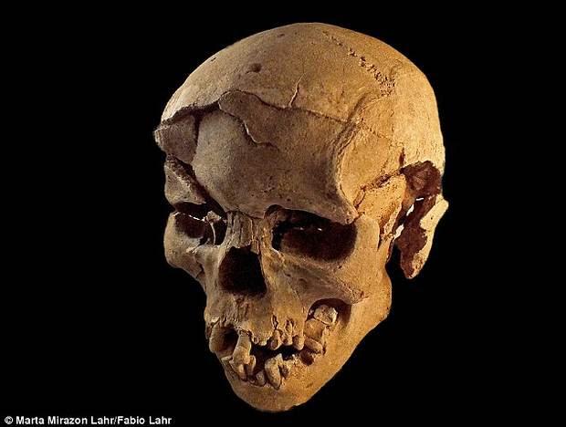 Uno de los hombres hallados presenta múltiples fracturas en su cráneo, lo que sugiere un ataque brutal.